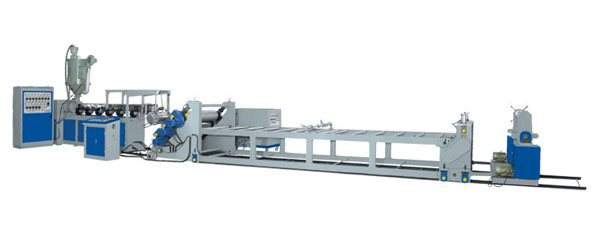 PP / PE / PVC sheet unit