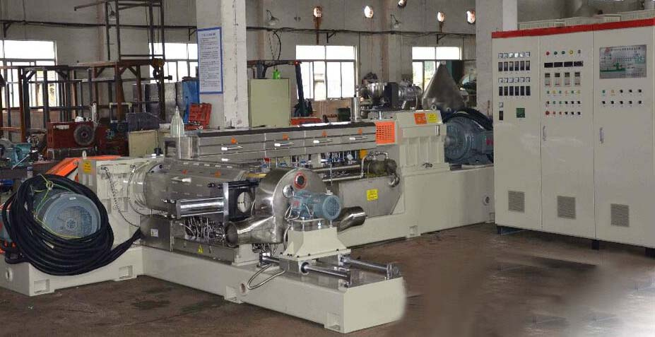 Double order type production line